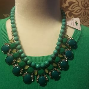 *Just* Lia Sophia Statement Necklace
